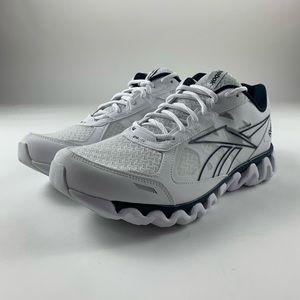 Reebok Ziglite Rush White Running Training Shoes